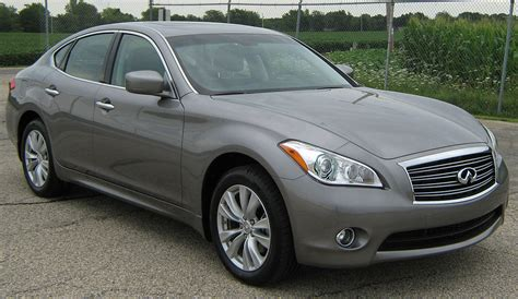infinity is made by infiniti m