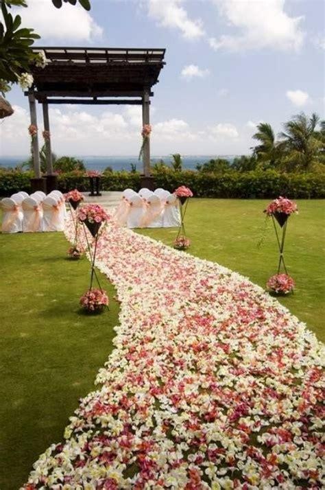 Wedding Aisle Or Isle by Memorable Wedding Wedding Ceremony Aisle Decorations