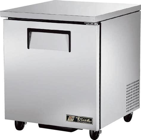true tuc 27f hc 27 quot 1 door undercounter freezer