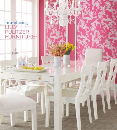 covet du jour the lilly pulitzer home collection