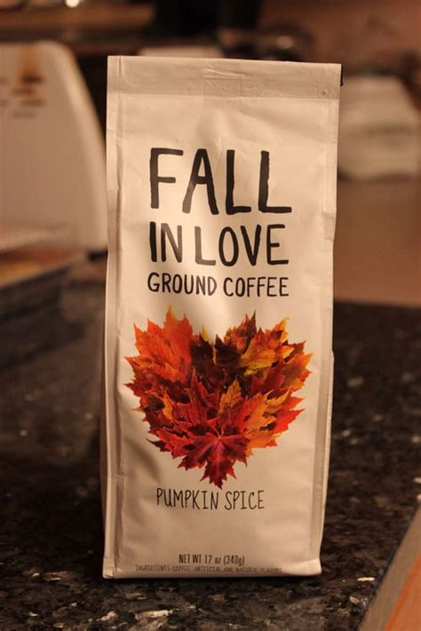 try new coffee flavors this fall buy favorite fall flavored coffee at local coffee shop