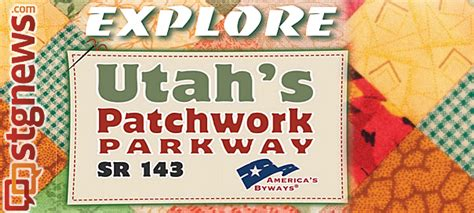 Patchwork Parkway - utah s patchwork parkway unveils improvements ribbon