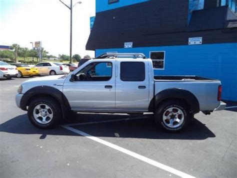 2001 nissan frontier seats sell used 2001 nissan frontier s c crew cab in 12664 w