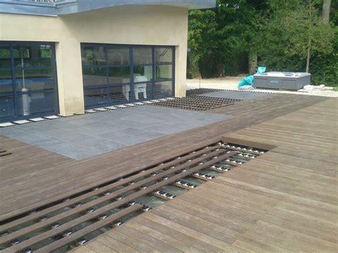 terrasse stein holz keramik stein holz terrasse bs holzdesign