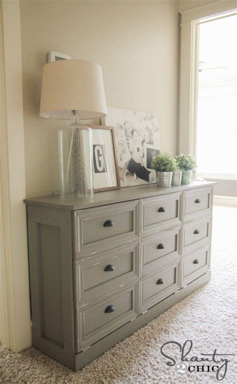 Laundry Dresser by Diy Laundry Basket Dresser Shanty 2 Chic