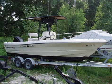 triumph boats test used boats for sale oodle marketplace