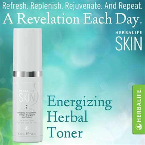 Energizing Herbal Toner 81 Best Images About Herbalife Skin On