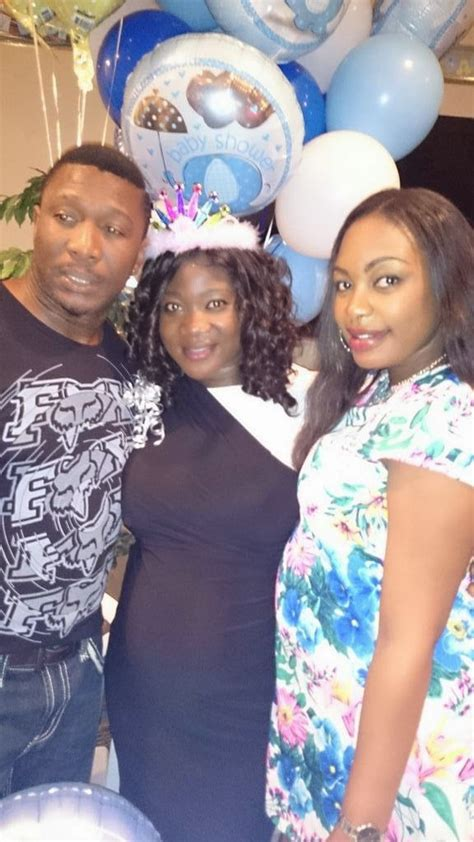 Mercy Johnson Baby Shower by Mercy Johnson Is Expecting A Baby Boy Photos From