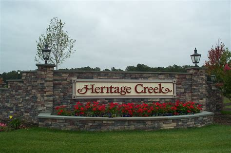 Landscape Design Around Signs Subdivisions Las Llc Delaware Landscape Architecture