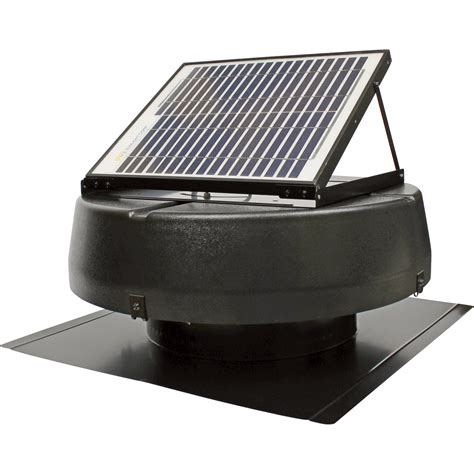 us sunlight solar attic fan product u s sunlight solar powered attic fan 10w