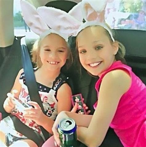 mackenzie ziegler boyfriend mackenzie and maddie ziegler on easter dance moms