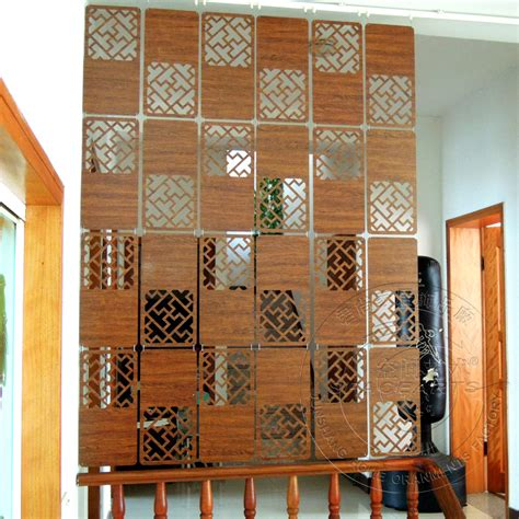 hanging wall dividers compare prices on office wood partition online shopping