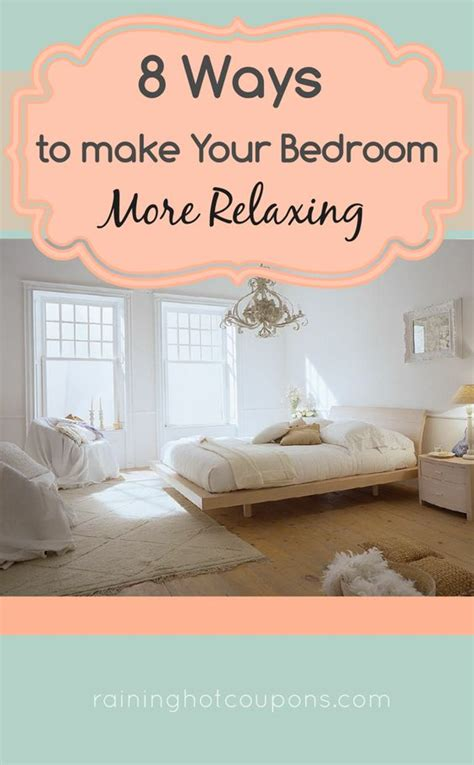 how to make your bedroom peaceful 8 ways to make your bedroom more relaxing frugal tips