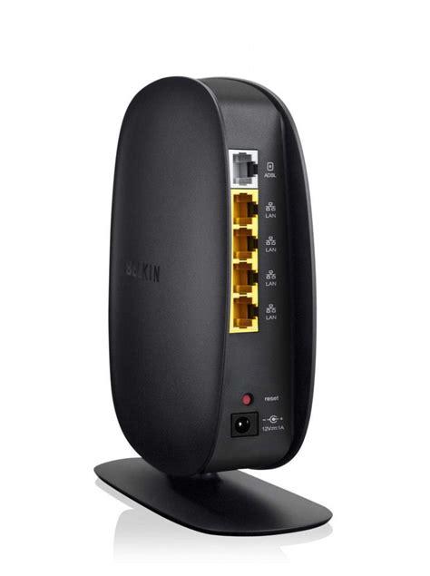 Modem Adsl Belkin belkin f9j1001 n150 wireless adsl 2 2 modem router with multibeam technology f9j1001 mwave