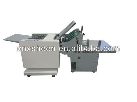 Desktop Paper Folding Machine - office desktop a3 a4 paper folding machine buy a3 a4