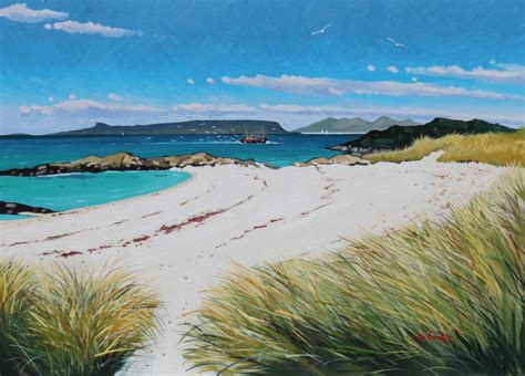 Show Home Interiors Uk small isles from arisaig by scottish contemporary artist