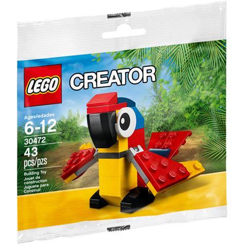 Dijamin Lego 30472 Polybag Parrot lego parrot set 30472 brick owl lego marketplace