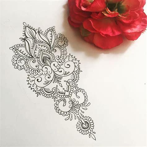 half mandala tattoo meaning the gallery for gt hindu lotus flower tattoo designs