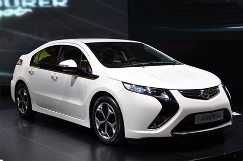 Opel Volt by Opel Era Delayed Chevy Volt Battery Fears