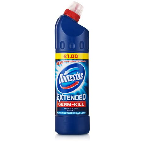 bathroom cleaners with bleach domestos toilet cleaning original power bleach with ctac