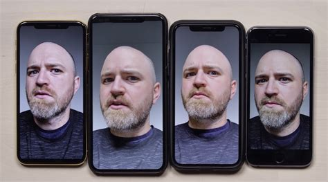 speculation  iphone xs forced skin smoothing front camera
