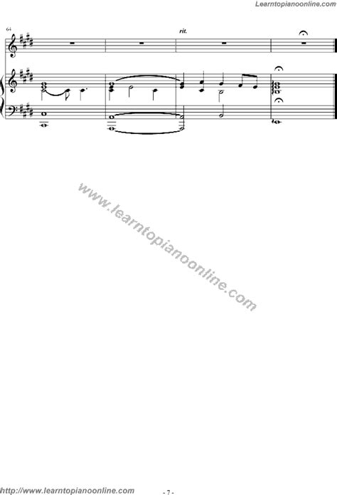 tutorial piano goodbye my lover good bye my lover by james blunt 7 free piano sheet music