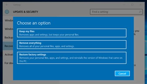 resetter l200 windows 10 windows 10 update and reset super user