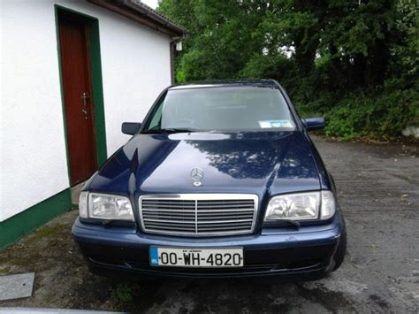 all car manuals free 2000 mercedes benz c class parental controls 2000 mercedes benz c180 manual transmission for sale in mayo mayo from fearghal m