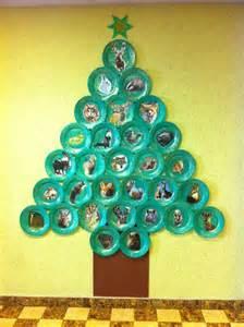pappteller weihnachtsbaum bastelideen weihnachten