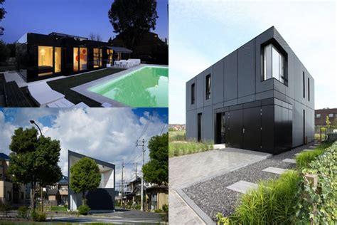15 Modern Black Homes Bringing Inspiration For And