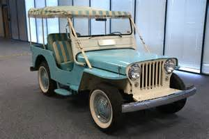 Antique Jeeps Classic Restored Jeep Collection Heading To Sema