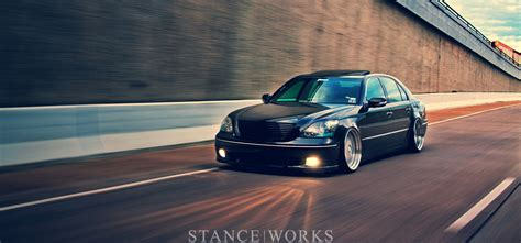 lexus ls stance fortitude defined the futura ls430 stanceworks