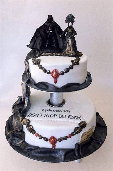 Hochzeitstorte Wars by Hochzeitstorten Starwars Wedding Cake 1919043 Weddbook