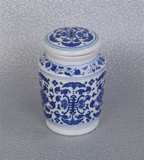 blue and white porcelain jar home d 233 cor table decor