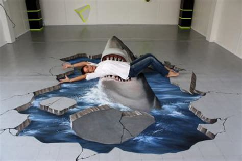 bathroom floor 3d art your guide for 3d epoxy flooring and 3d bathroom floor