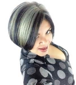 hair designs with grey streaks 20 best hair color ideas in the world of chunky highlights
