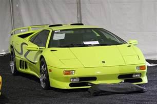 1999 Lamborghini Diablo Sv 1996 1999 Lamborghini Diablo Sv Lamborghini Supercars Net