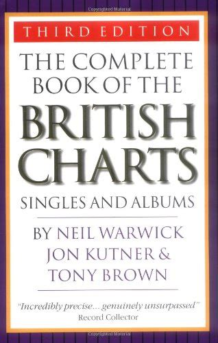 libro the complete book of libro the complete book of the british charts singles and albums di neil warwick jon kutner