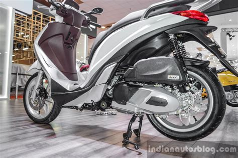 Ktm At Auto Expo 2016 by Piaggio Medley 125 Abs Engine At Auto Expo 2016