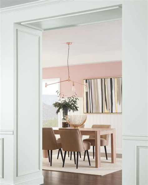 dining room color trends for 2018