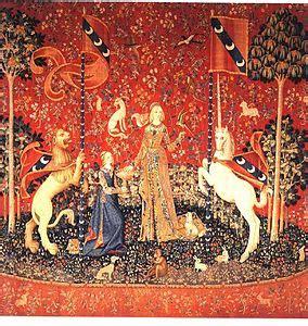 La Dame à La Licorne Tapisserie by La Dame 224 La Licorne Wikip 233 Dia
