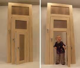 small medium large three in one interior door design