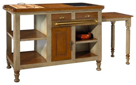 gourmet kitchen island heritage gourmet kitchen island grey traditional kitchen islands and kitchen carts