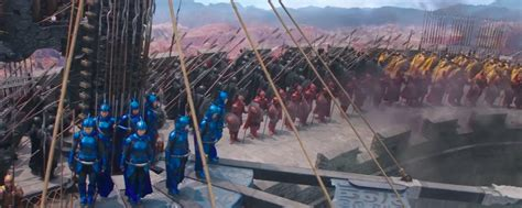 upcoming movies 2017 the great wall 2016 new extended trailer for zhang yimou s the great wall starring matt damon cinema vine