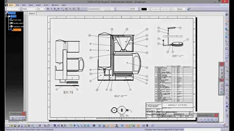 pattern sketch catia catia v5 assembly drafting