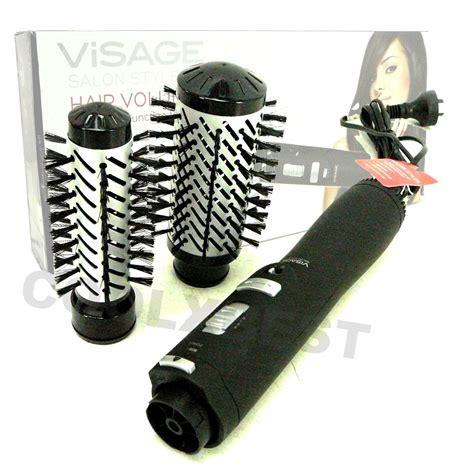 Hair Dryer Air Volume ionic hair volume shine rotating brush styler air