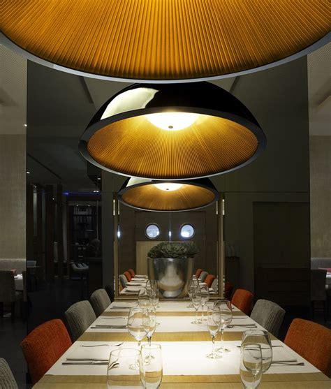 umbrella pendant  pleater interior grok ceiling