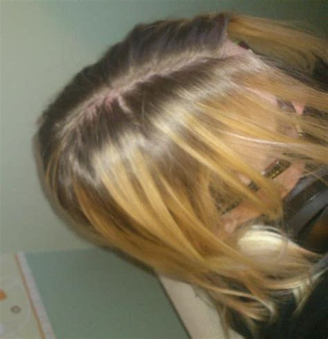 how to grow out ombre hair without dying it giving up the dye bleach and growing out natural share