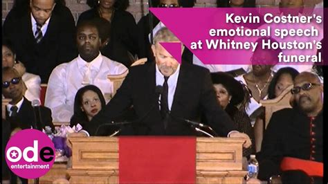 kevin costner s emotional speech in at