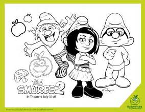 smurfs 2 activities treats latest video game giveaway rockin mama